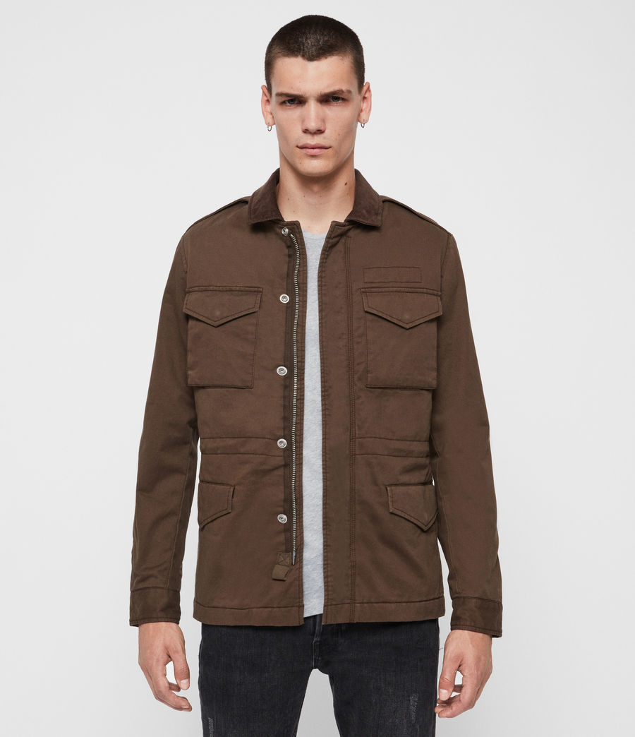 Mens Temple Jacket (umber) - Image 1