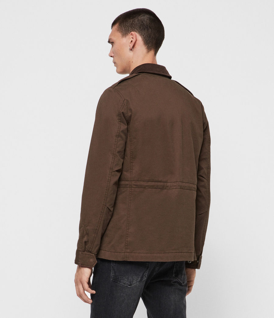 Mens Temple Jacket (umber) - Image 4