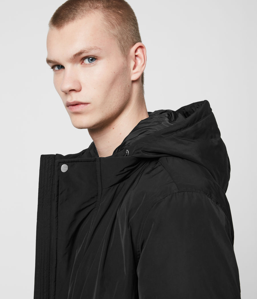 Men's Gravis Bomber Jacket (black) - Image 2