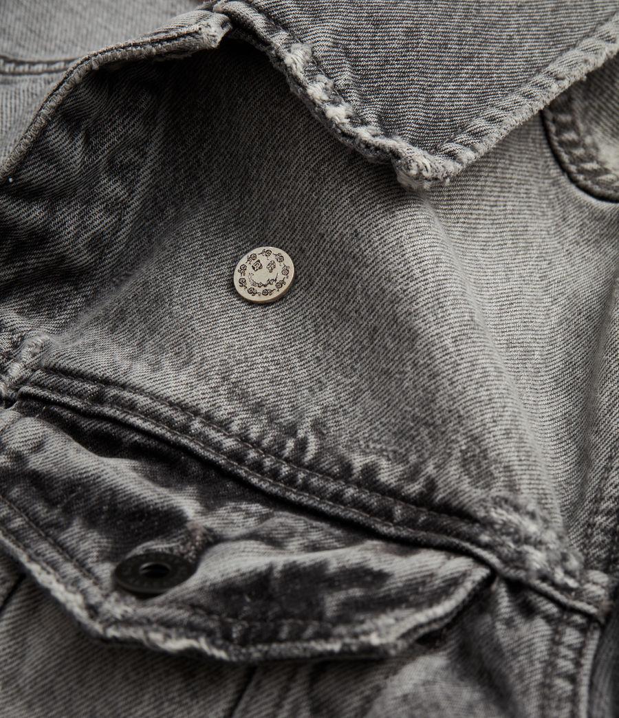 Men's Perun Sterling Silver Pin (warm_silver) - Image 1