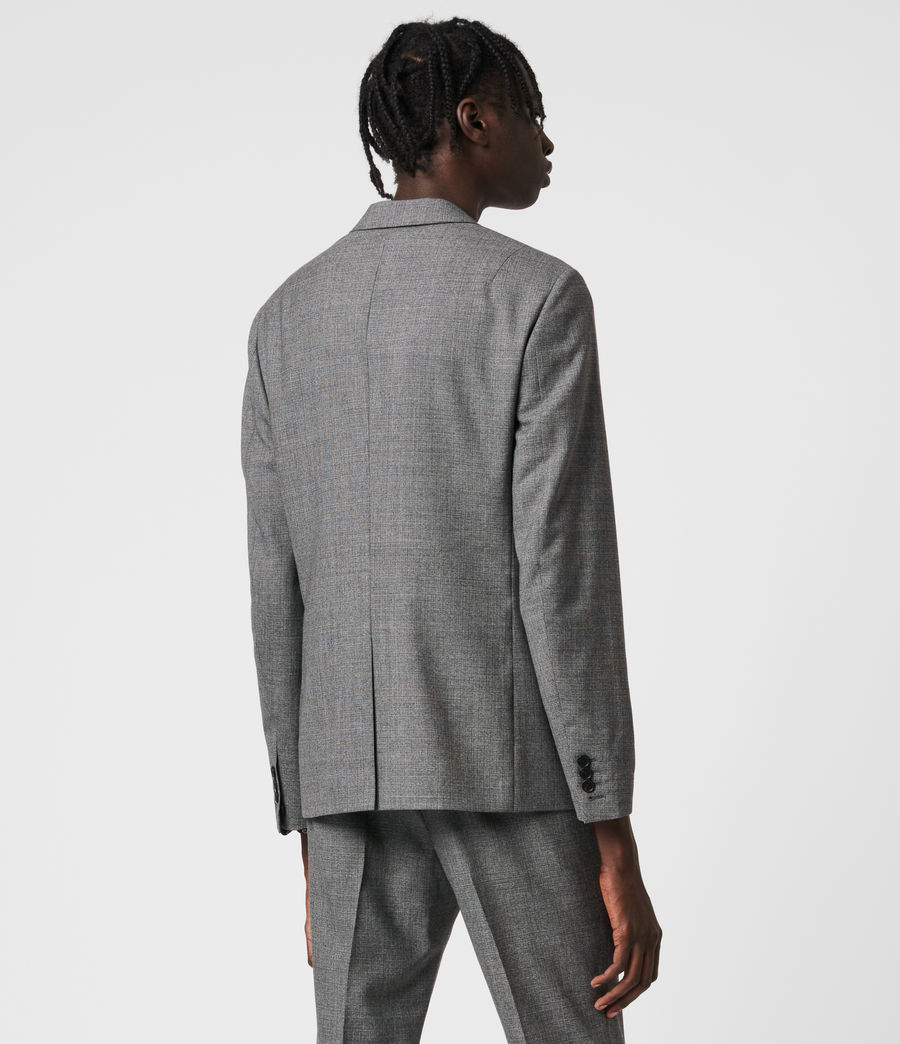 Mens Arlow Wool Blazer (light_grey) - Image 6