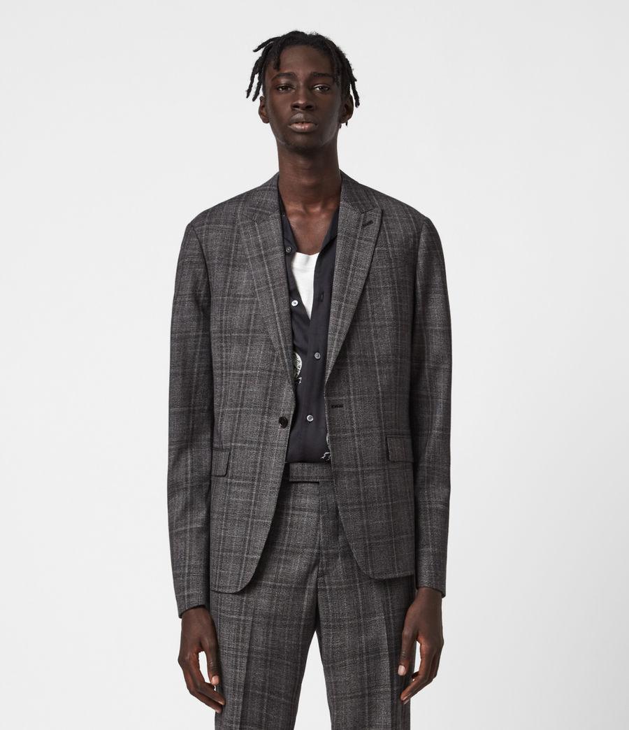 Men's Bennett Blazer (charcoal) - Image 1