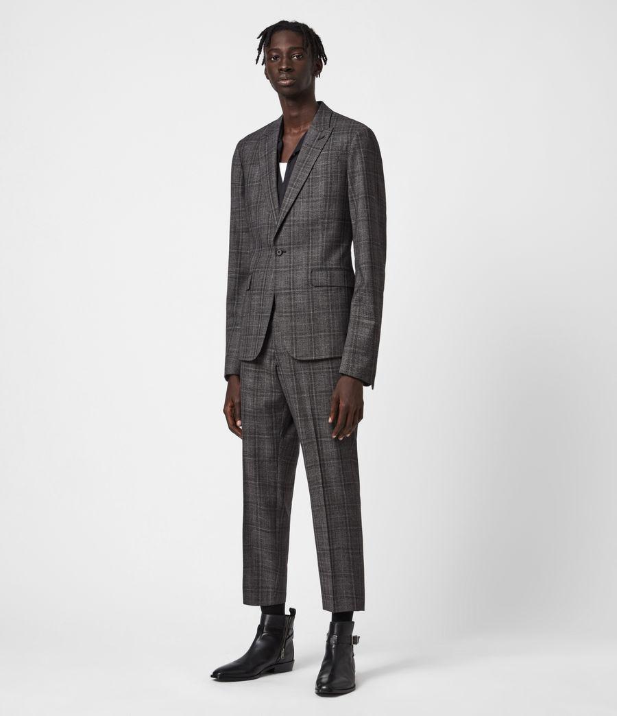 Men's Bennett Blazer (charcoal) - Image 4