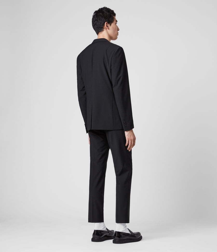 Men's Cleaver Blazer (black) - Image 7