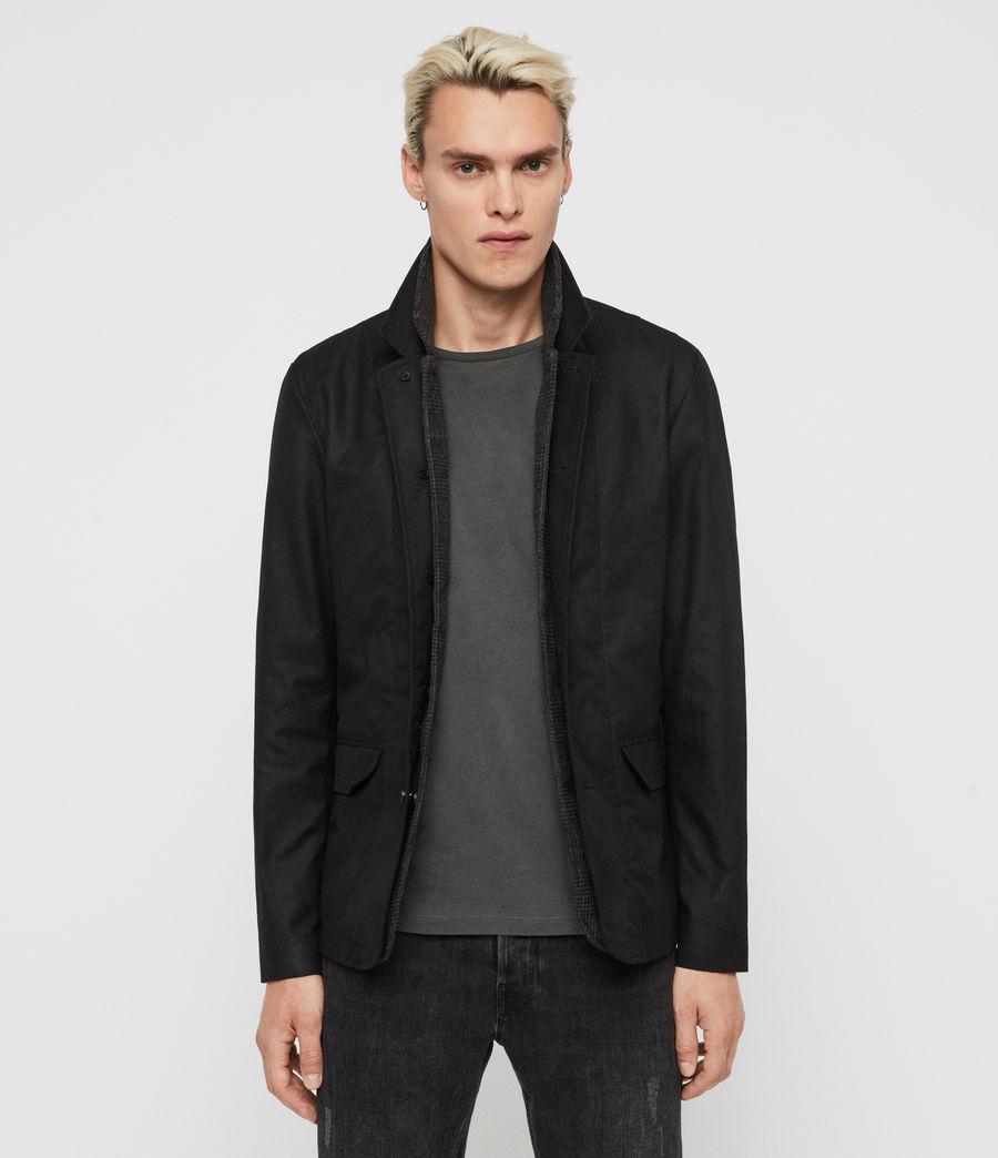Men's Athol Blazer (black) - Image 1