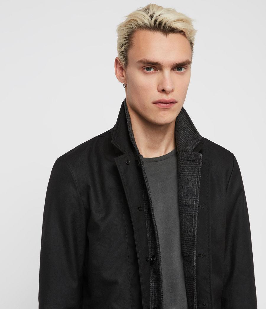 Men's Athol Blazer (black) - Image 3