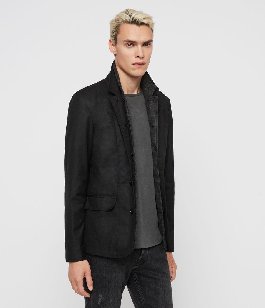 Men's Athol Blazer (black) - Image 4
