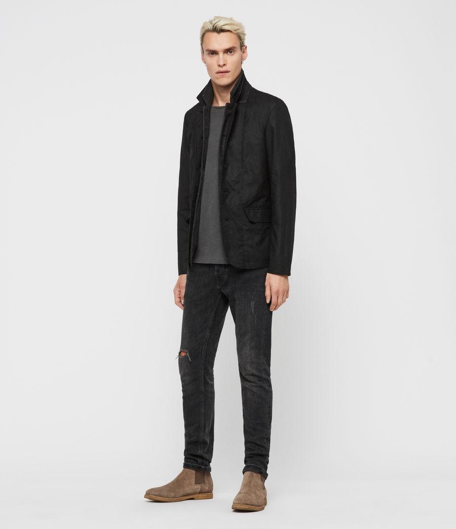 Men's Athol Blazer (black) - Image 6