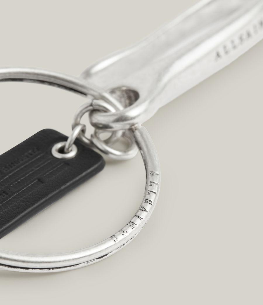 Men's Raicho Key Chain (warm_silver) - Image 2