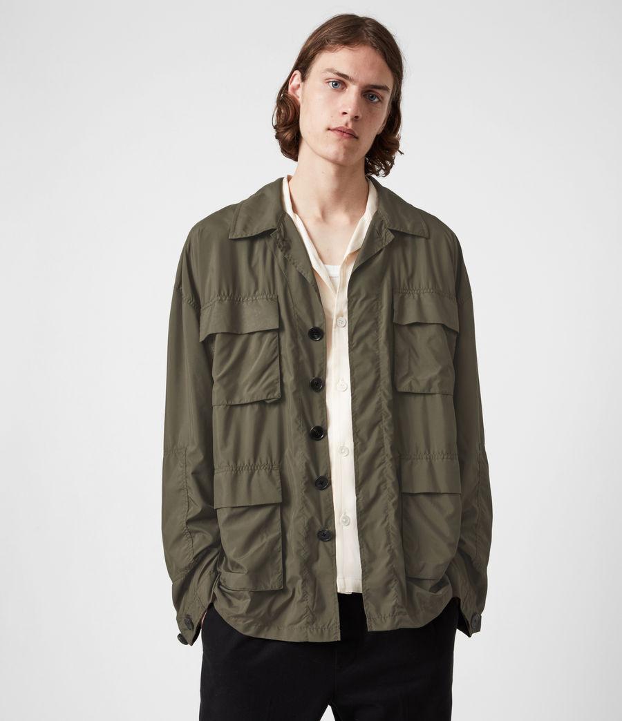 Hommes Adley Nya Jacket (khaki) - Image 1