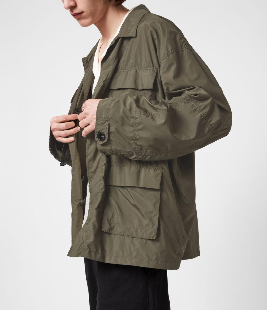 Hommes Adley Nya Jacket (khaki) - Image 4