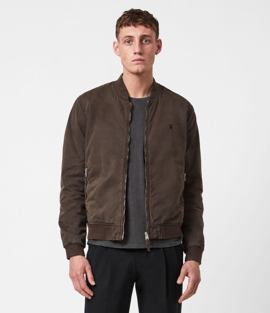 Men's Lows Bomber Jacket (dark_khaki) - Image 1