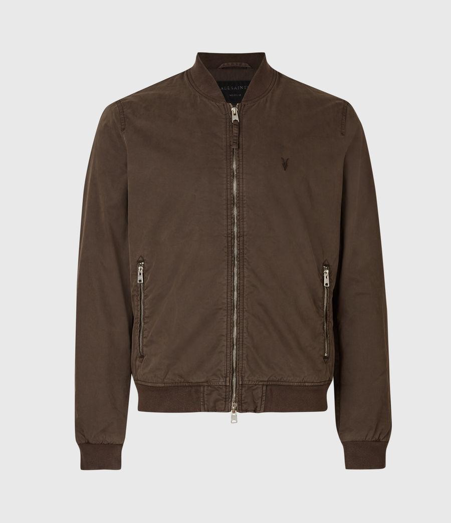 Men's Lows Bomber Jacket (dark_khaki) - Image 2