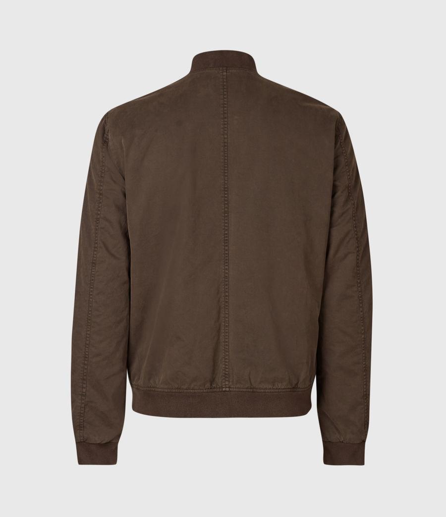 Men's Lows Bomber Jacket (dark_khaki) - Image 3