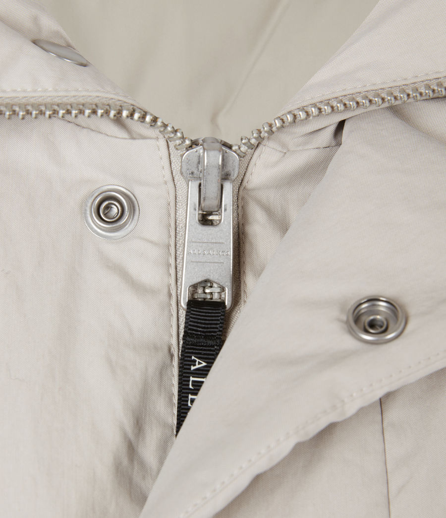 Mens Canis Puffer Jacket (clay_grey) - Image 6