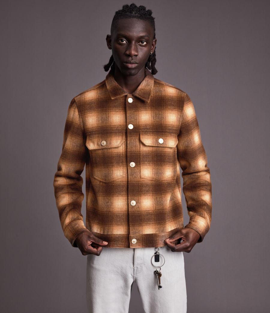 Men's Sundown Jacket (hazel_brown) - Image 1