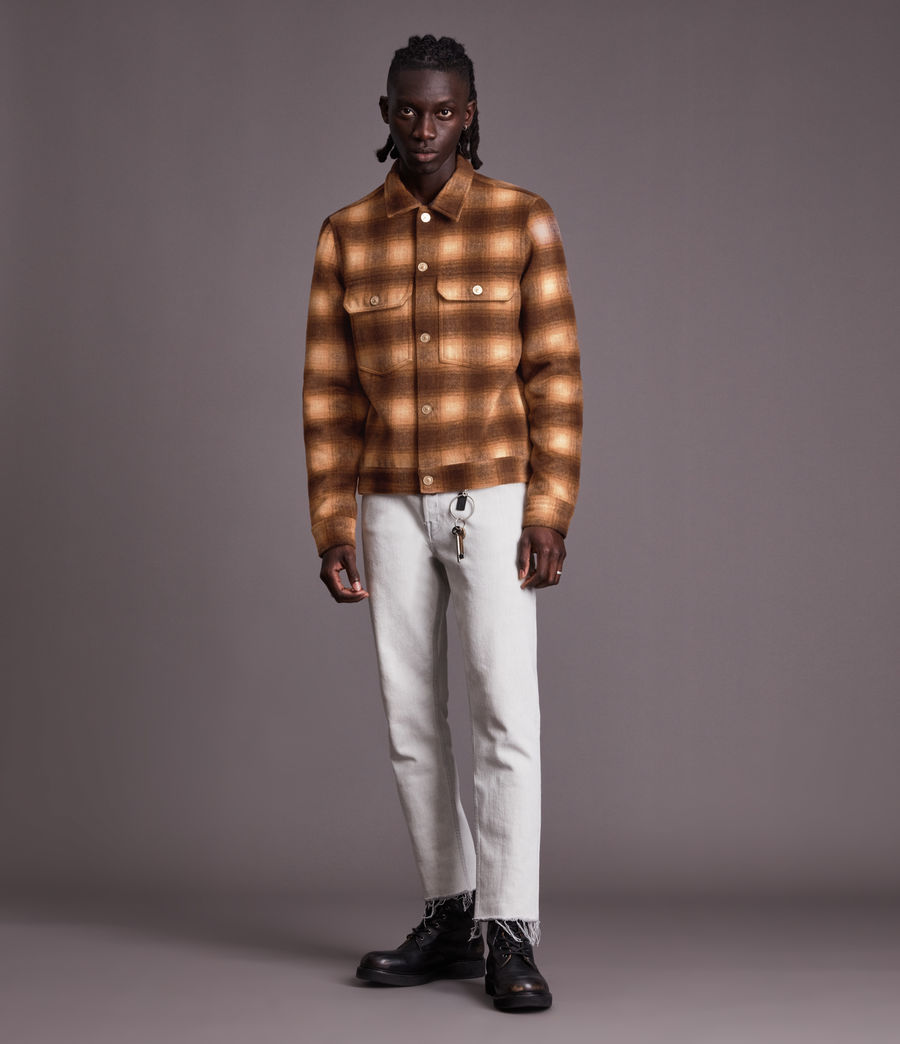 Men's Sundown Jacket (hazel_brown) - Image 4