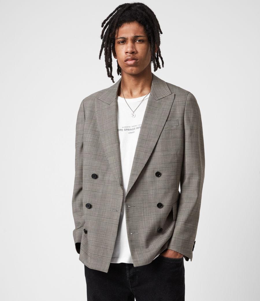 Men's Glebe Blazer (grey) - Image 1