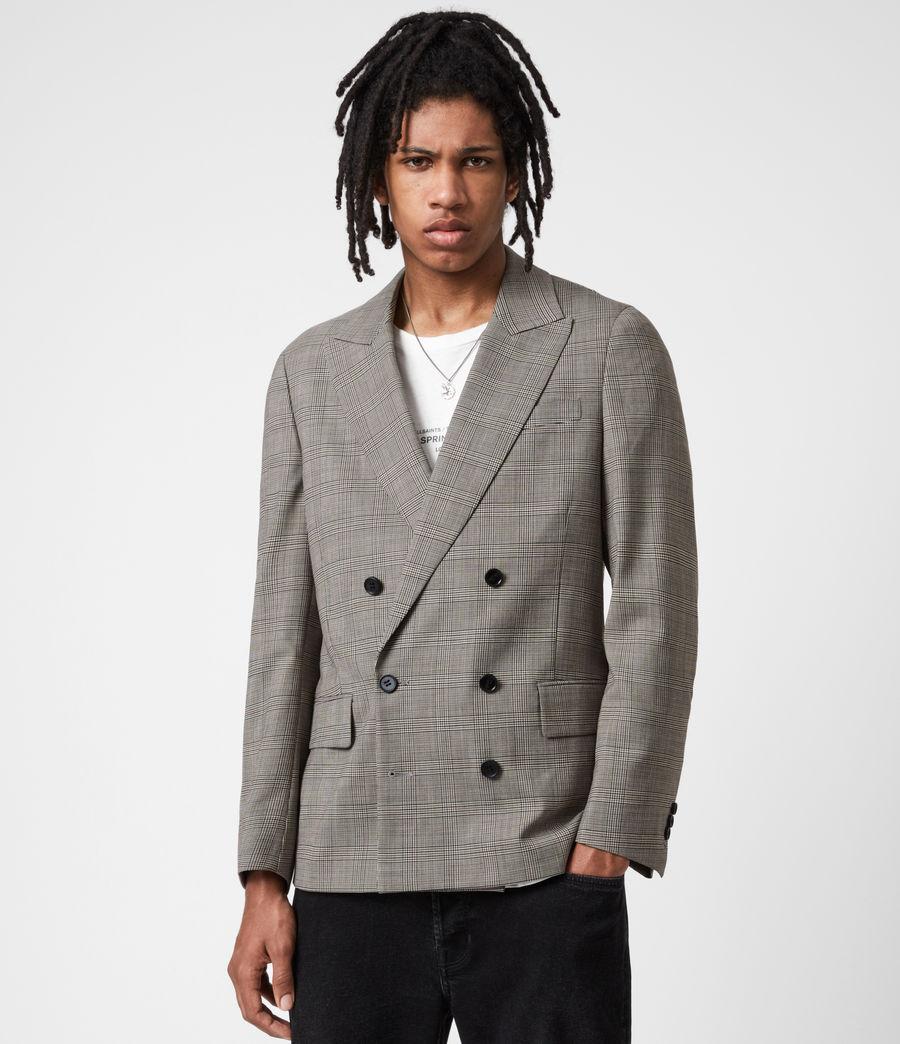 Men's Glebe Blazer (grey) - Image 7