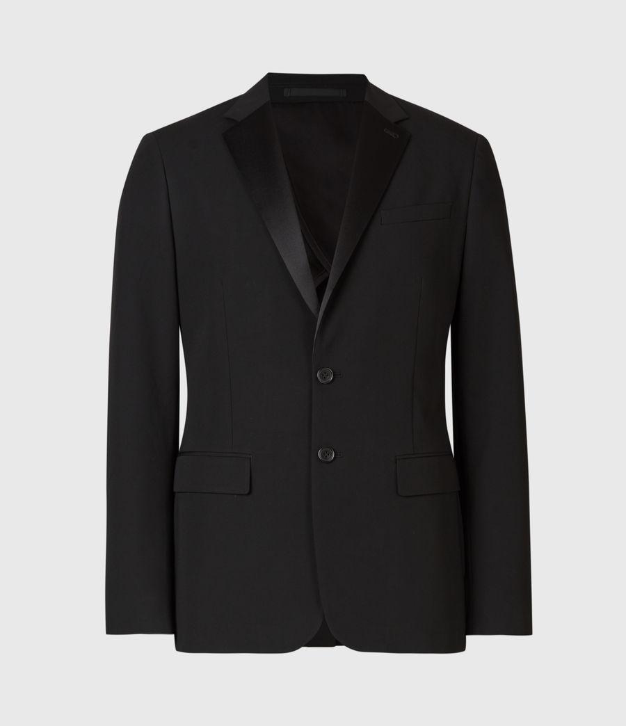 Men's Axminster Blazer (black) - Image 2