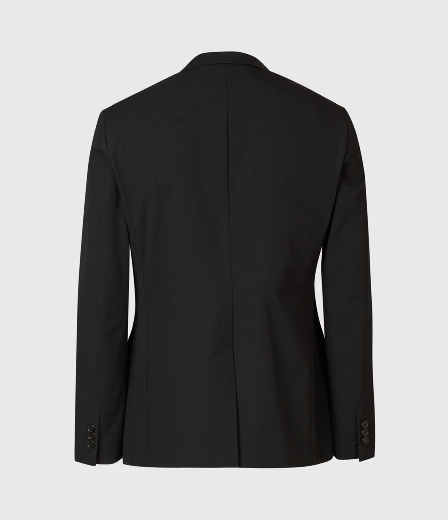 Men's Axminster Blazer (black) - Image 3