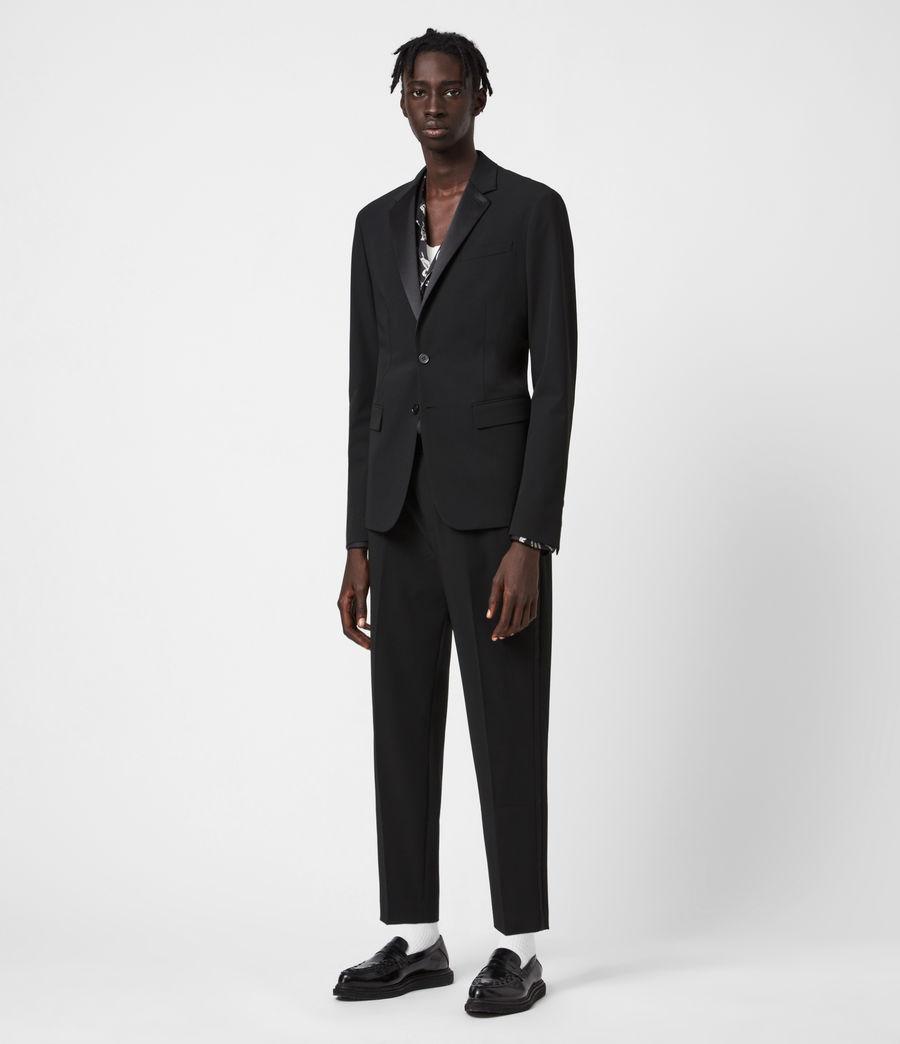 Men's Axminster Blazer (black) - Image 4