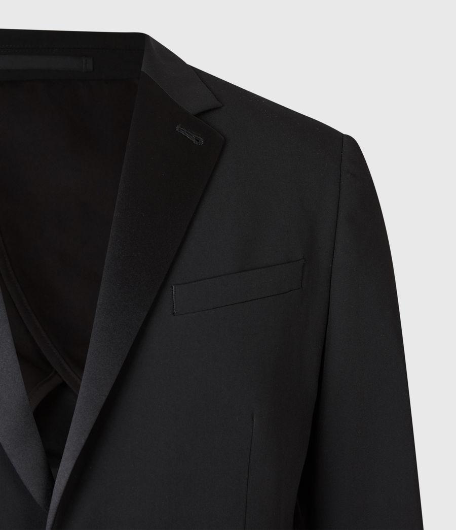 Men's Axminster Blazer (black) - Image 5