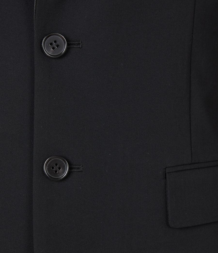 Men's Axminster Blazer (black) - Image 6