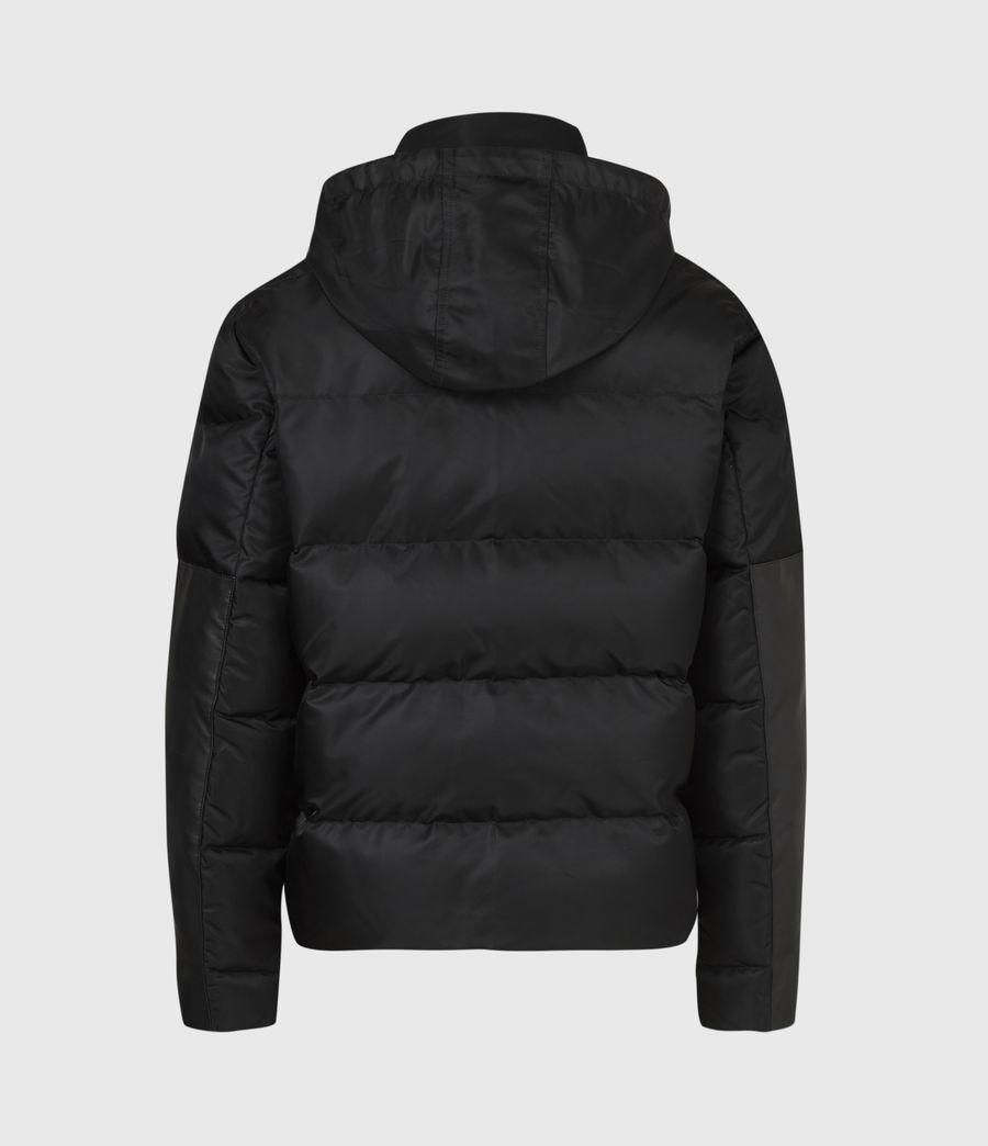 Mens Varden Puffer Coat (black) - Image 3