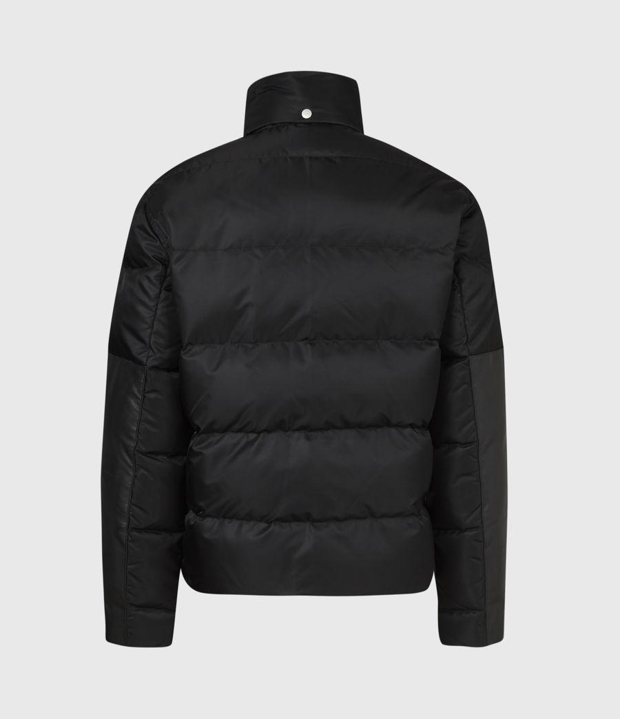 Mens Varden Puffer Coat (black) - Image 5