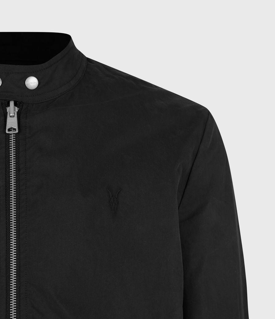 Mens Carls Jacket (black_ink) - Image 7