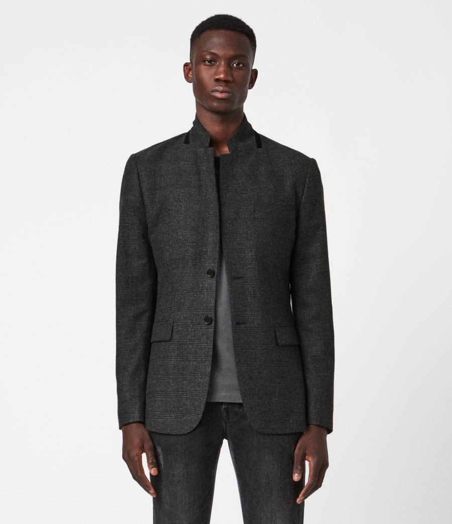 Men's Cohen Blazer (charcoal) - Image 1