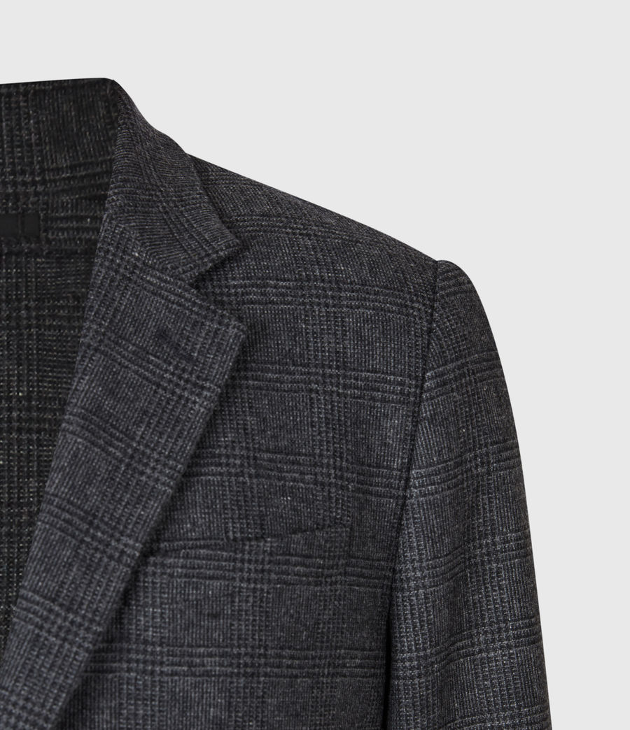 Men's Cohen Blazer (charcoal) - Image 5