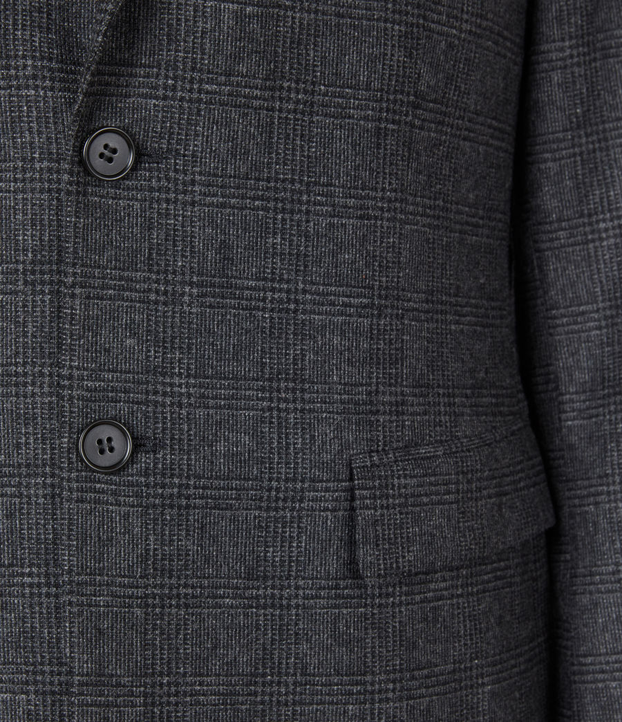 Men's Cohen Blazer (charcoal) - Image 6