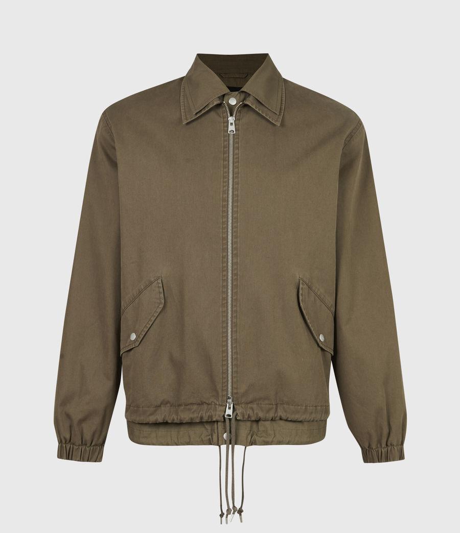 Herren Rudo Double Layer Jacket (khaki) - Image 2