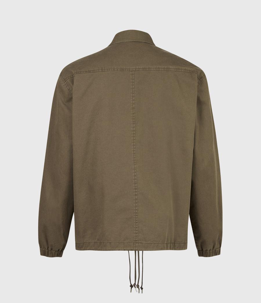 Herren Rudo Double Layer Jacket (khaki) - Image 3