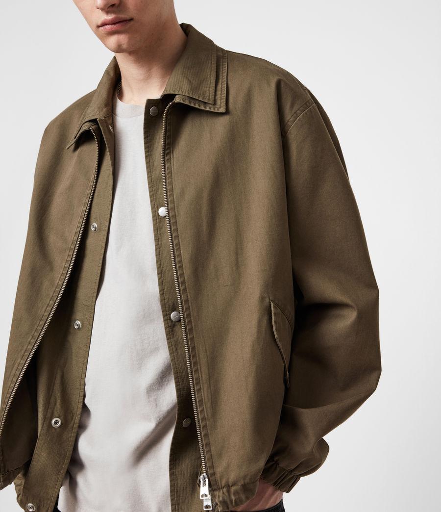 Herren Rudo Double Layer Jacket (khaki) - Image 4