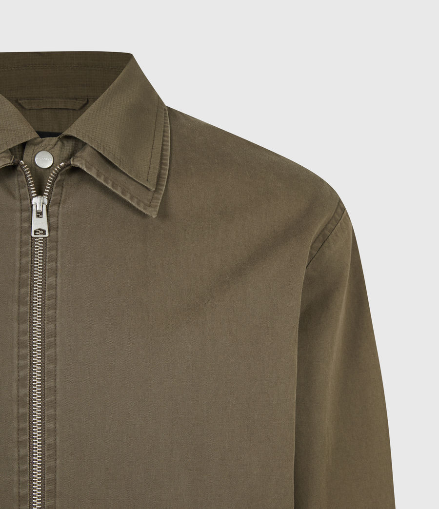 Herren Rudo Double Layer Jacket (khaki) - Image 5