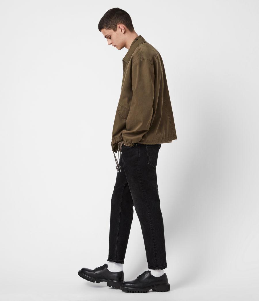 Herren Rudo Double Layer Jacket (khaki) - Image 6