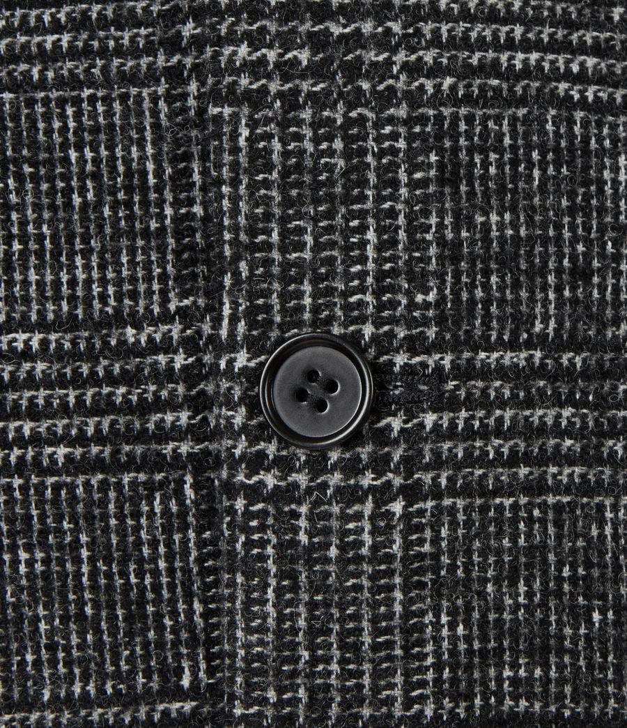 Mens Hanson Blazer (black_grey) - Image 6