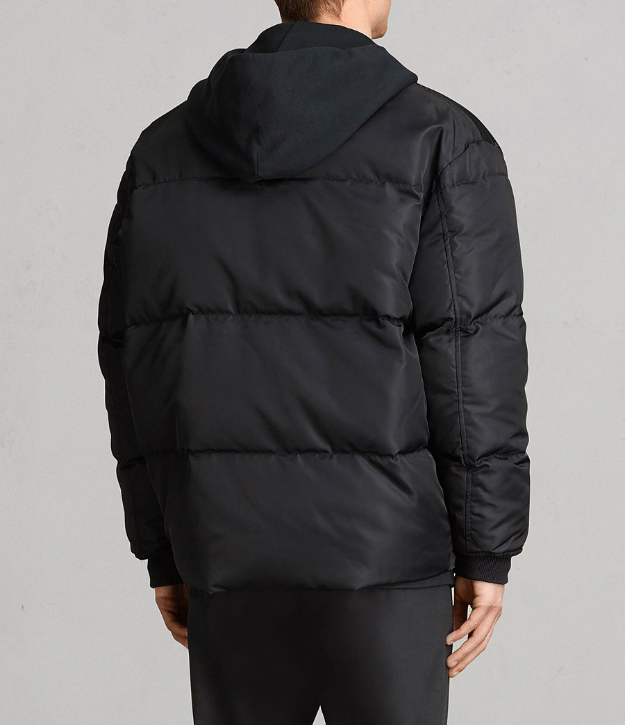 Men's Caisey Puffer Jacket (ink_navy) - Image 4