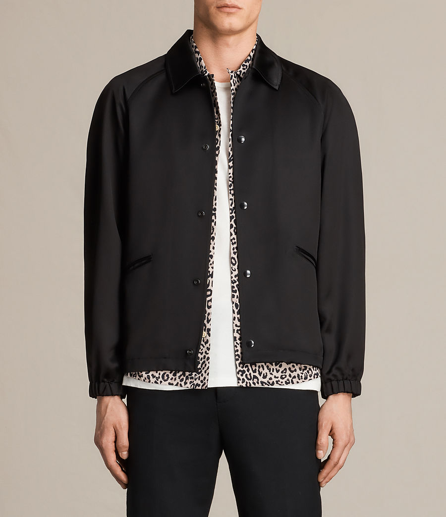 Men's Jonze Jacket (black) - Image 1