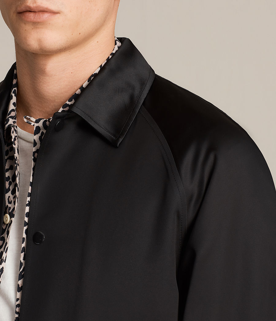Men's Jonze Jacket (black) - Image 2