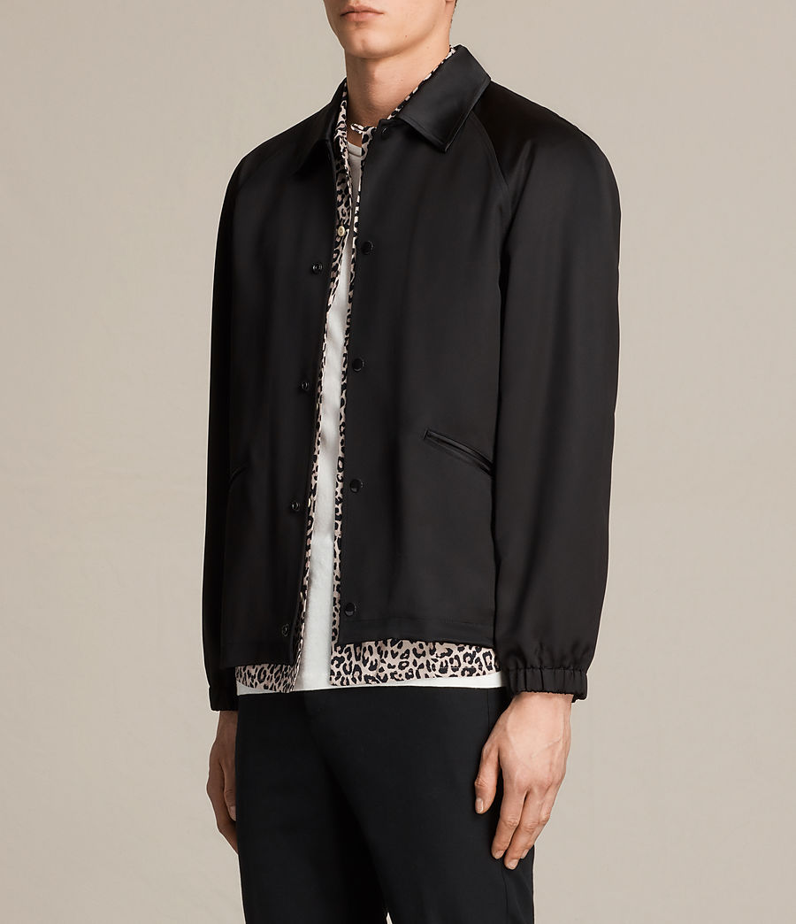 Men's Jonze Jacket (black) - Image 3
