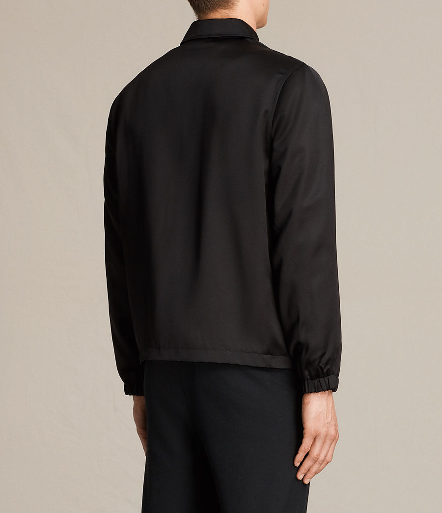 Men's Jonze Jacket (black) - Image 6