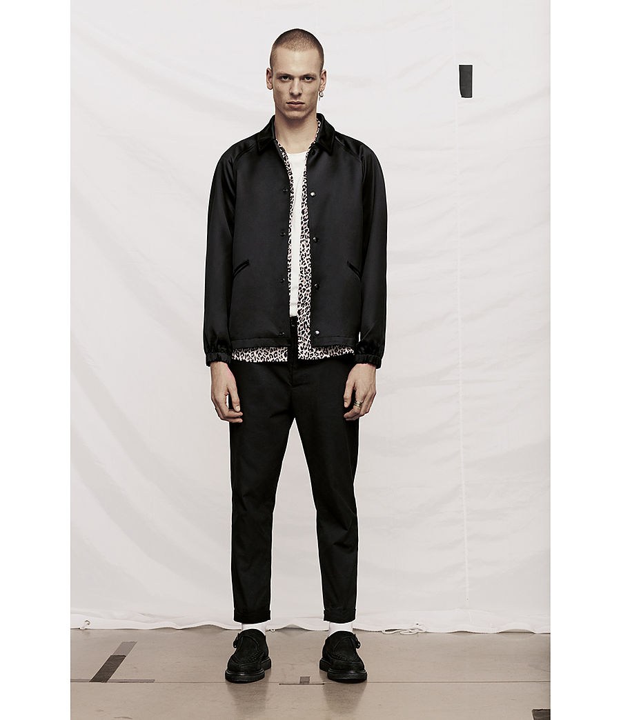 Men's Jonze Jacket (black) - Image 7
