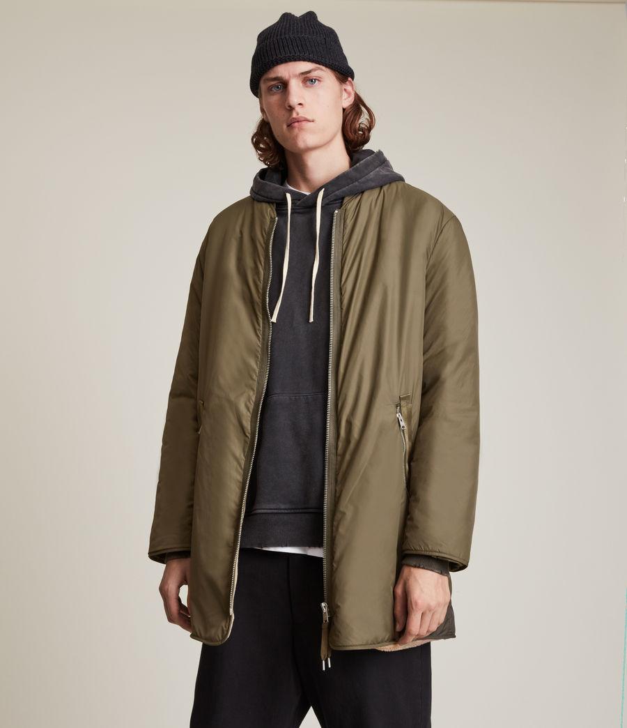 Mens Pais Jacket (army_green) - Image 1