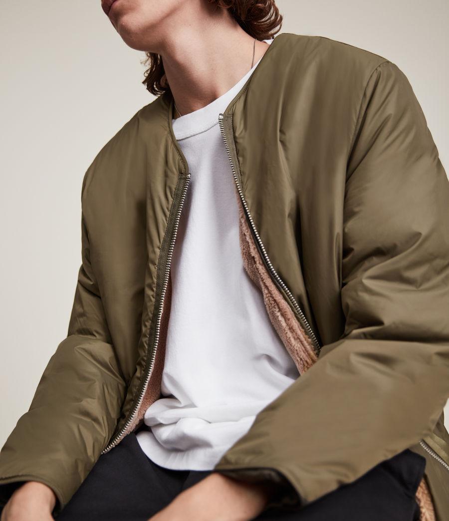 Mens Pais Jacket (army_green) - Image 2