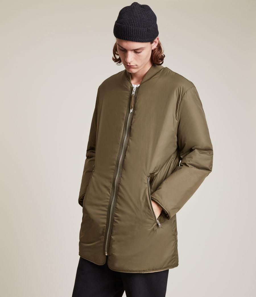 Mens Pais Jacket (army_green) - Image 4