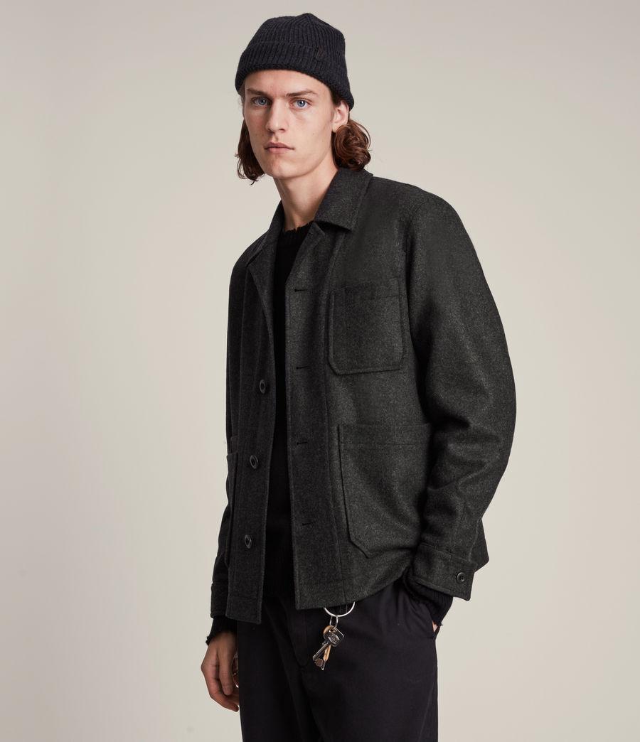 Men's York Jacket (charcoal) - Image 1
